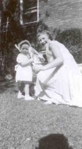 mother's day memories