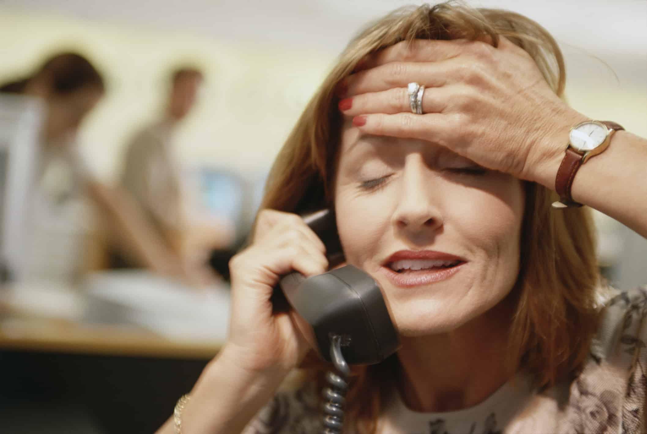 manage eldercare stress